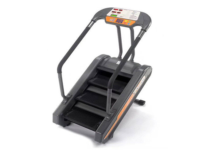 Stationary Gym Fitness Stair Climber Machine 30 Degrees Slope Type