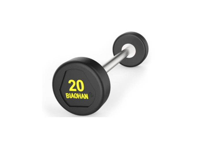 Commercial Gym Use WeightLifting Barbell Straight And Curl Type Available